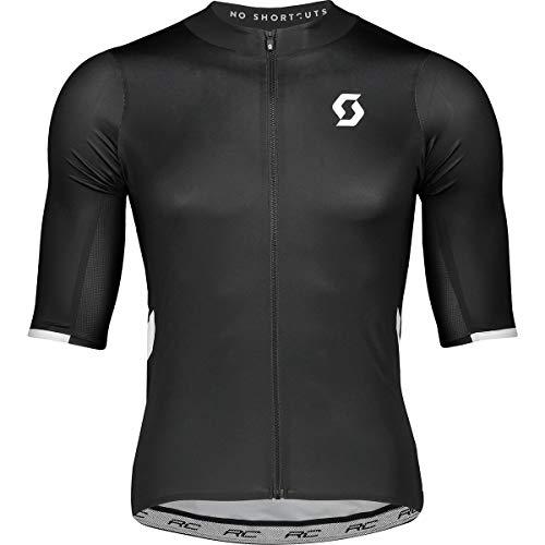 Scott RC Premium Short-Sleeve Shirt - Men's Black/White, L