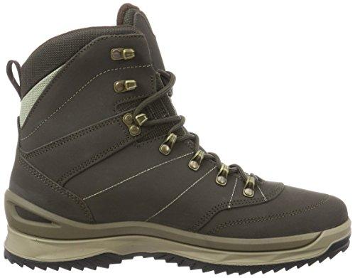 Hautes GTX Homme Sedrun Marron Brown Mid Lowa Taupe de Chaussures Randonnée CBfBxY