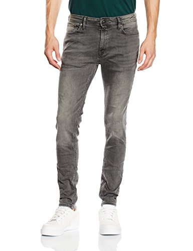 Grigio Jack Jeans Denim 12109954 Uomo amp; Jones grey g1A1qWwSUv