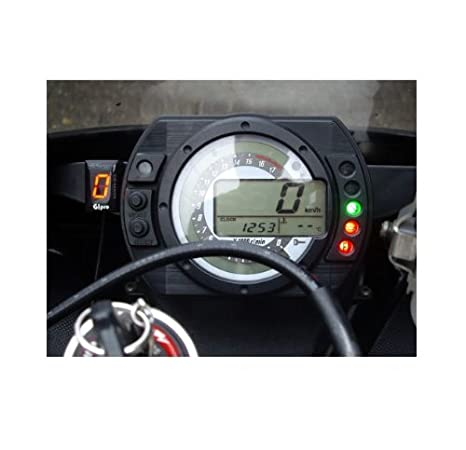 amazon com: suzuki sv650 2003-2011 healtech gipro ds series gear indicator:  automotive