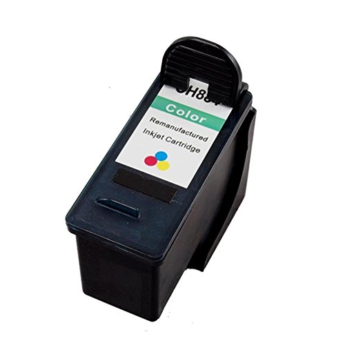 Toner Spot Remanufactured Ink Cartridge Replacement for Dell CH884 GR277 Series 7 (Color)
