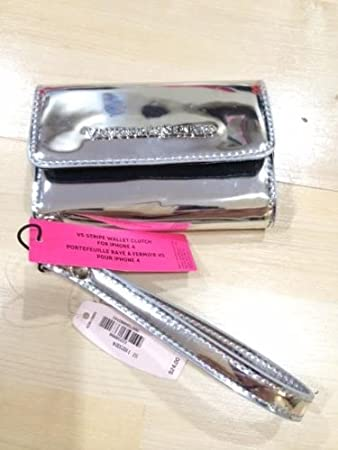 Amazon.com: Victoria s Secret iPhone 4 Monedero Embrague ...