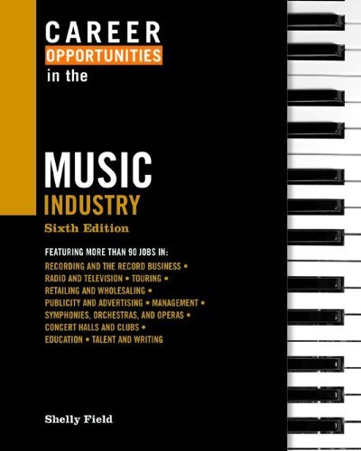 Career Opportunities in the Music Industry**OUT OF PRINT**