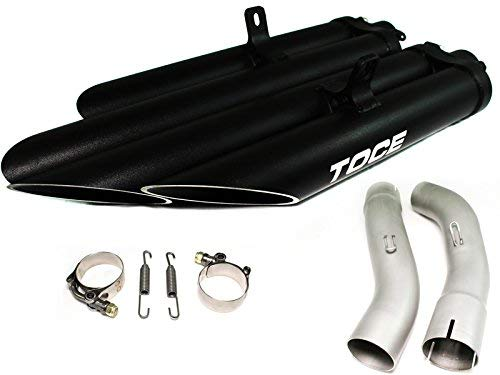 Yamaha R1 2004-2006 T-Slash Slip-On Exhaust System by Toce - R1 Exhaust Systems