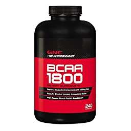 GNC Pro Performance Branched Chain Amino Acids 1800 240 Softgel caps