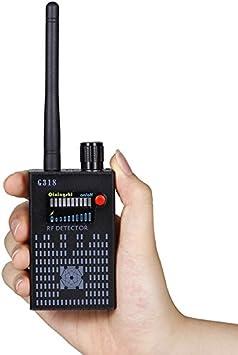 Opinión sobre Hangang - Detector de señal de amplificación antiespía (RF Spy Bug, inalámbrico, detector de frecuencia, GSM, CDMA)