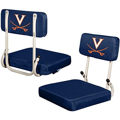 Logo Chair Virginia Cavaliers Hard Back Stadium SEAT