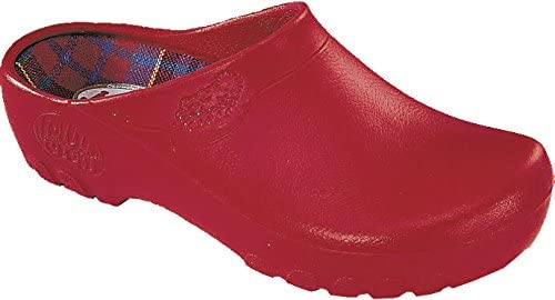 Zuecos de jardín guantes para mujer Fashion Jolly Zueco Rojo Mujer Fashion gr 37 – 589337: Amazon.es: Hogar