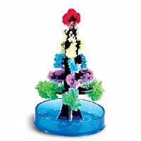 "3-1 /2 ""Tall Crystal Like Magic Growing Tree"