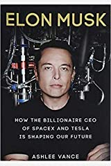 Elon Musk In English Edition Paperback