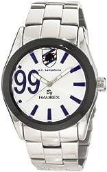 Haurex Italy Men's US333UB2 Blaze Stainless-Steel Watch