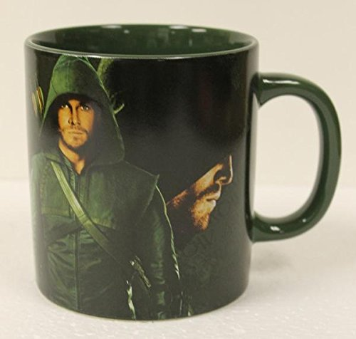Arrow TV Show 15 oz. Mondo Mug DC Comics