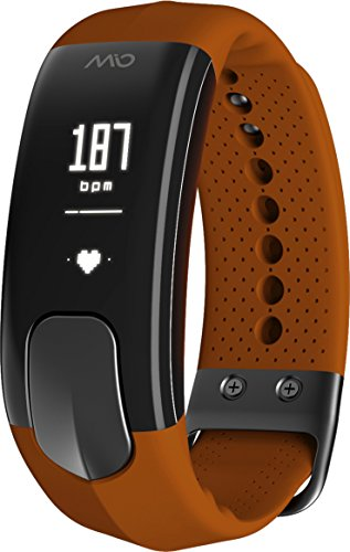 Mio Slice Heart-Rate-Monitors, Navy, Large