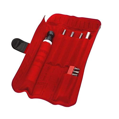 Effetto Mariposa Giustaforza II 2-16 Pro Torque Wrench Red, One Size