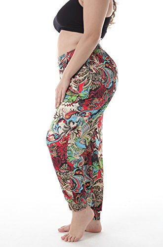 Plus Size Relaxed Long Lounge Pants