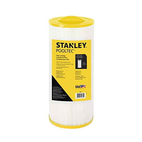 Stanley PoolTec 12611 Replacement Filter Cartridge for Ma...