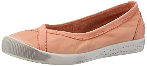 Softinos Ladies Ilma Ilma Pumps Softinos Salmon xfZnnR
