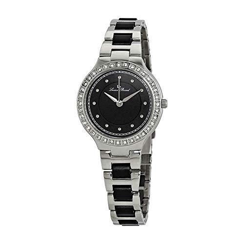 Lucien Piccard Natalie Black Dial Ladies Watch LP-28023-11