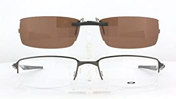 1db61f9fbe3 Image Unavailable. Image not available for. Color  OAKLEY HALFSHOCK-OX3119-55X19  CLIP-ON (Frame ...
