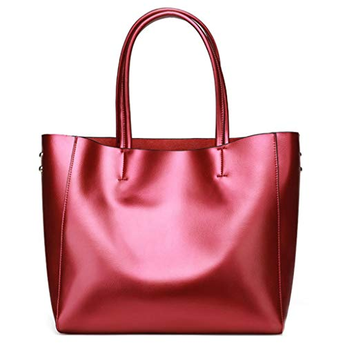 Al One Bolso Capacidad Mujeres De Compras Gran Mochila Azul Moda Viaje Las color Red Size Tamaño Trabajo wBg8wq6