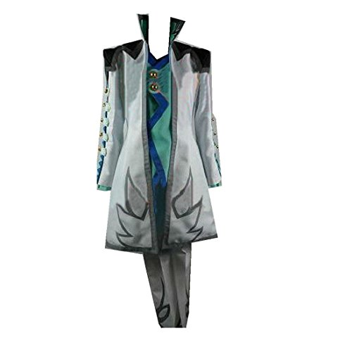 Tales of Graces Asbel Lhant Asuberu Ranto cosplay costume (2)