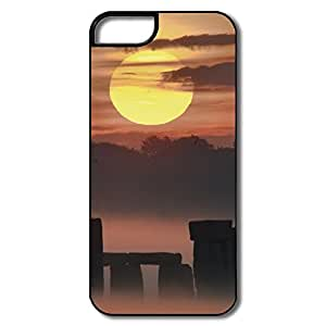 Funny Stonehenge Pc Case For IPhone 5/5s