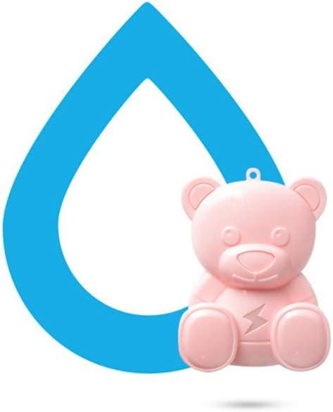KKDWJ Usable USB purificador de Aire Collar portátil generador de Iones Negativos eliminador de olores de bajo Ruido para niños Ancianos Mujeres Embarazadas,Brown: Amazon.es: Hogar