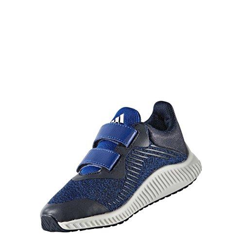 adidas FortaRun CF K - Zapatillas de deportepara niños, Azul - (REAUNI/FTWBLA/MARUNI), 6