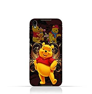 BlackBerry DTEK 50 TPU Silicone Protective Case with Winnie the Pooh Design