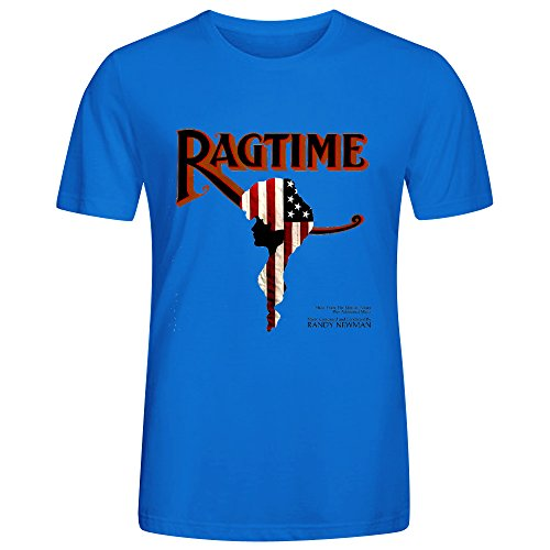 Randy Newman Ragtime Cool Mens T-Shirt - Ford Newman Tom