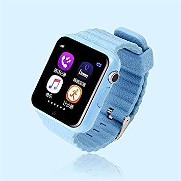 BloomGreen Co. Rosa: V7K Q100 Smart Baby Ver los Niã±Os SmartWatch ...