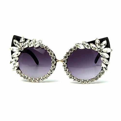 Hembra Ojo Sol Sexy De Gafas Mujer De De Gato De Anteojos TIANLIANG04 La Para Lentes gTz6nqw
