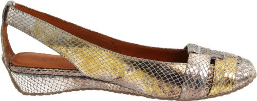 Gentle Souls Womens ItS So Fun Wedge Pump Gold nJLzYykO0e