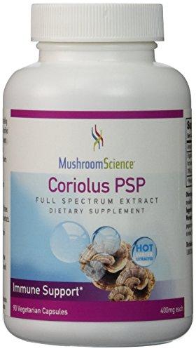 Brezo de Coriolus PSP 400mg 90 cápsulas