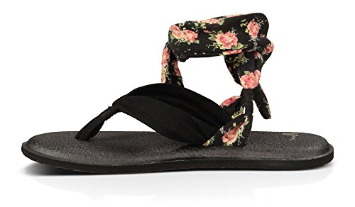 Sanuk Yoga Slinged Up Print Tessile Infradito