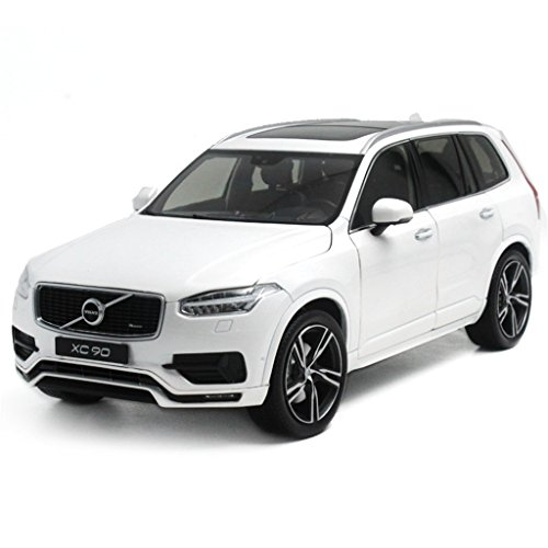 118-welly-gt-autos-2015-volvo-xc90-suv-white-diecast-model-car-vehicle-new-in-box