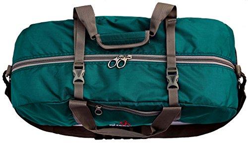 GRANDIOSE Travel Duffel Bag Green 55L  GTB75501GR