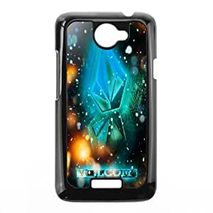 COOL Cover Case Volcom artwork Cell Phone case For HTC One X WW1R02162