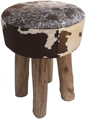 Foreign Affairs Home D cor Round Stool AVA