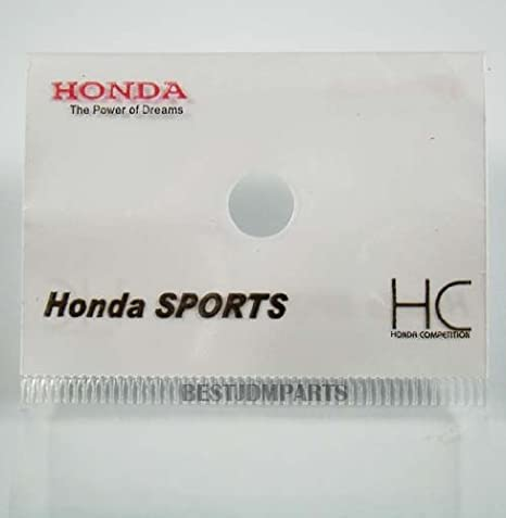 Rare Genuine JDM Honda Type R Red H Key Chain 2 door 4 door