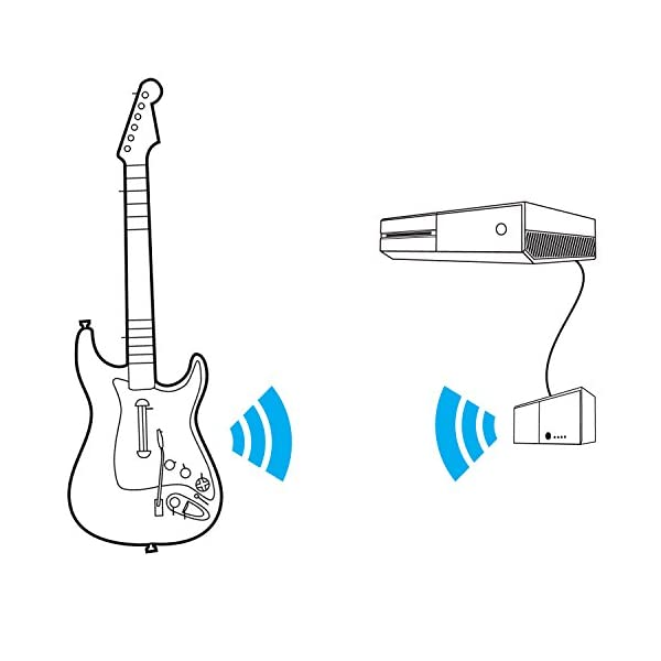 Rock Band 4 - Legacy Game Controller Adapter for Xbox One 5