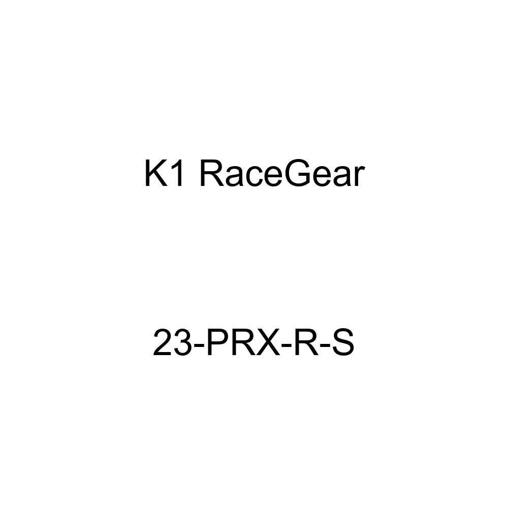 Blue, Medium K1 RaceGear Pro-X SFI Auto Racing Gloves 23-PRX-B-M