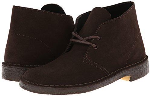 Clarks Originals Men's Desert Boot,Brown Suede,9.5 M US
