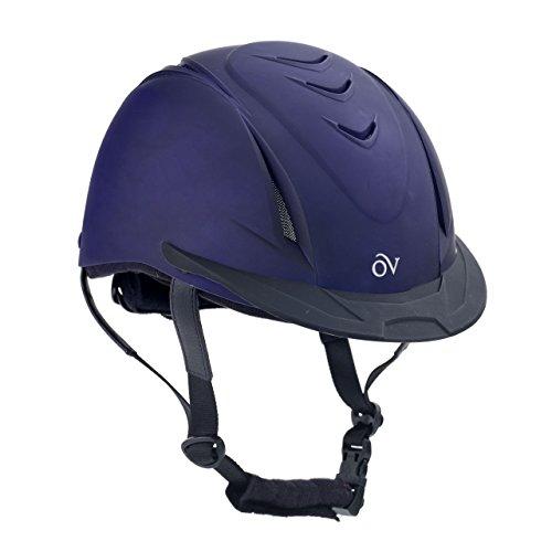 Metallic Helmet - Ovation Metallic Schooler TODDLER Helmet - Purple