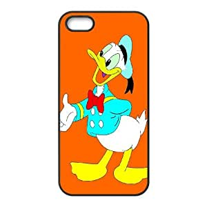 iPhone 4 4s Cell Phone Case Black Donald Duck 4 GY9044562