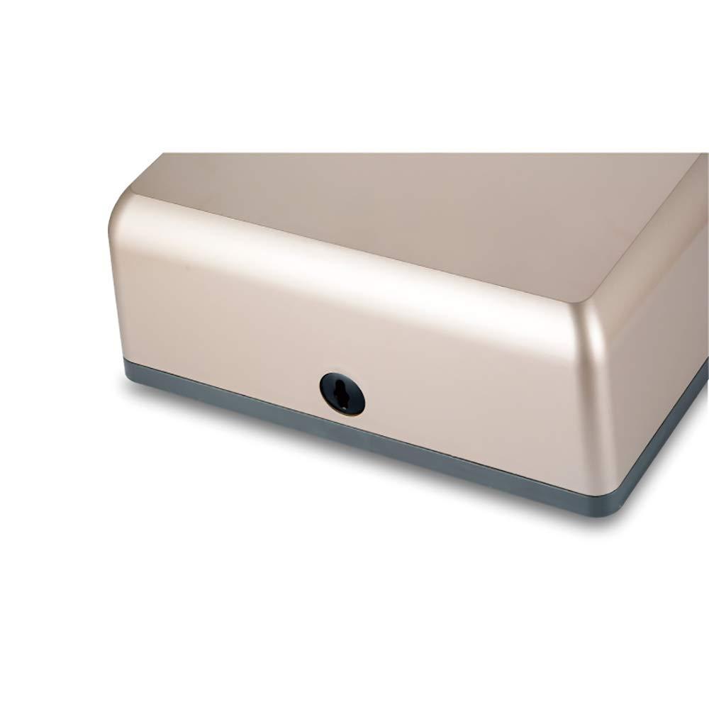 Befestigen Ohne Bohren//Kunststoff//K/üChen//Badezimmer Aufbewahrung Rollenhalter K/üChenrollenhalter