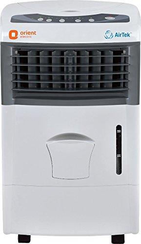 Orient Airtek ATKTS60SP 15-Litre Portable Air Cooler (White/Grey)