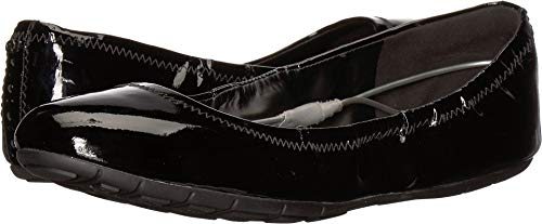 - Cole Haan Women's Zerogrand Ballet Flat Black Patent Leather/Black 7.5 B US