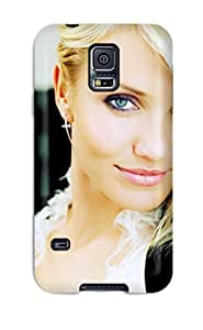 Premium Galaxy S5 Case - Protective Skin - High Quality For Cameron Diaz
