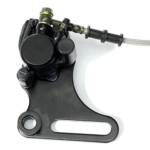 RENCALO Bremssattel f/ür Scheibenbremssystem hinten f/ür 125ccm 140ccm Pit Dirt Bike ATV